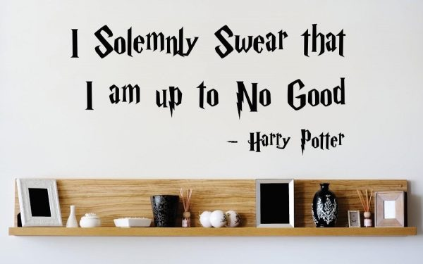 Harry Potter Decor Accessories To Make Your Home Feel More - Harry potter bedroom designs