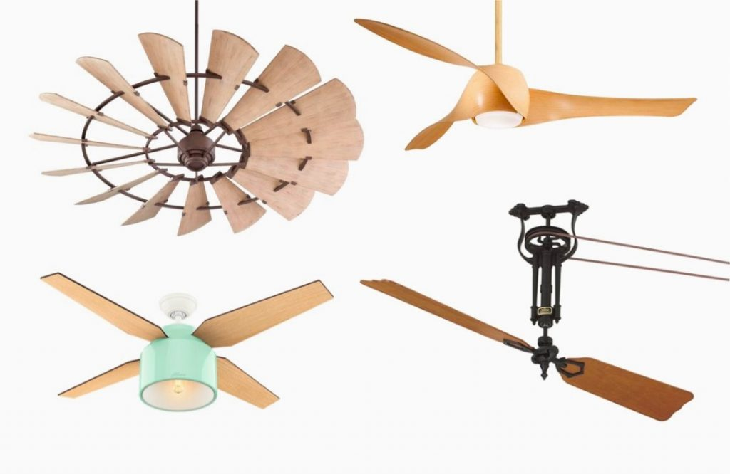 50 Unique Ceiling Fans To Really Underscore Any Style You