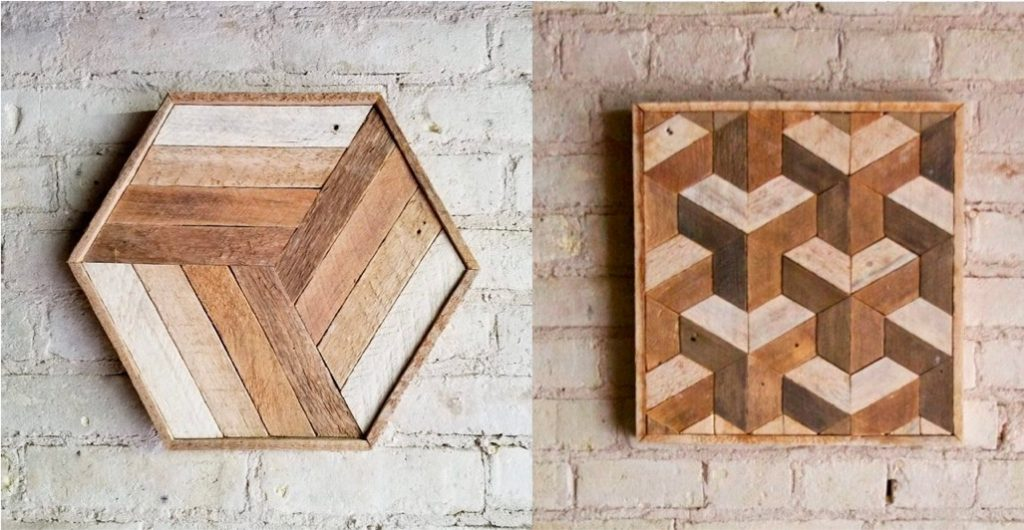 50 Wooden Wall Decor Art Finds To Help You Add Rustic Beauty To Your Room : wood wall decorations ideas - www.pureclipart.com