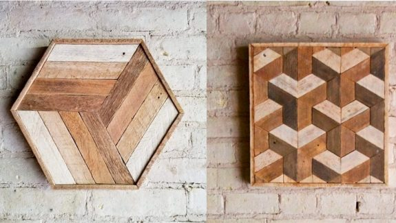 50 Wooden Wall Art Decor Finds To Help You Add Rustic Beauty To Your Room