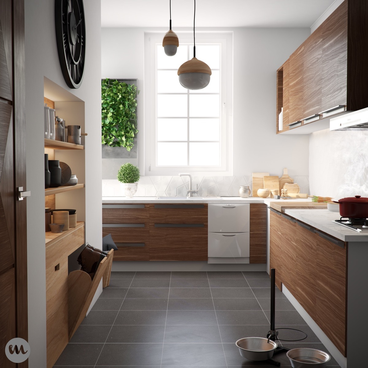 Scandinavian Kitchens: Ideas & Inspiration