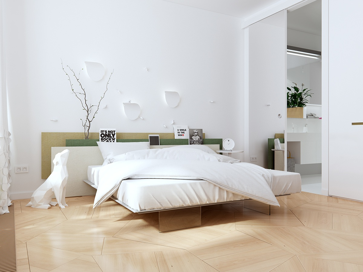 40 serenely minimalist bedrooms to help you embrace simple comforts - Minimal Room Decor
