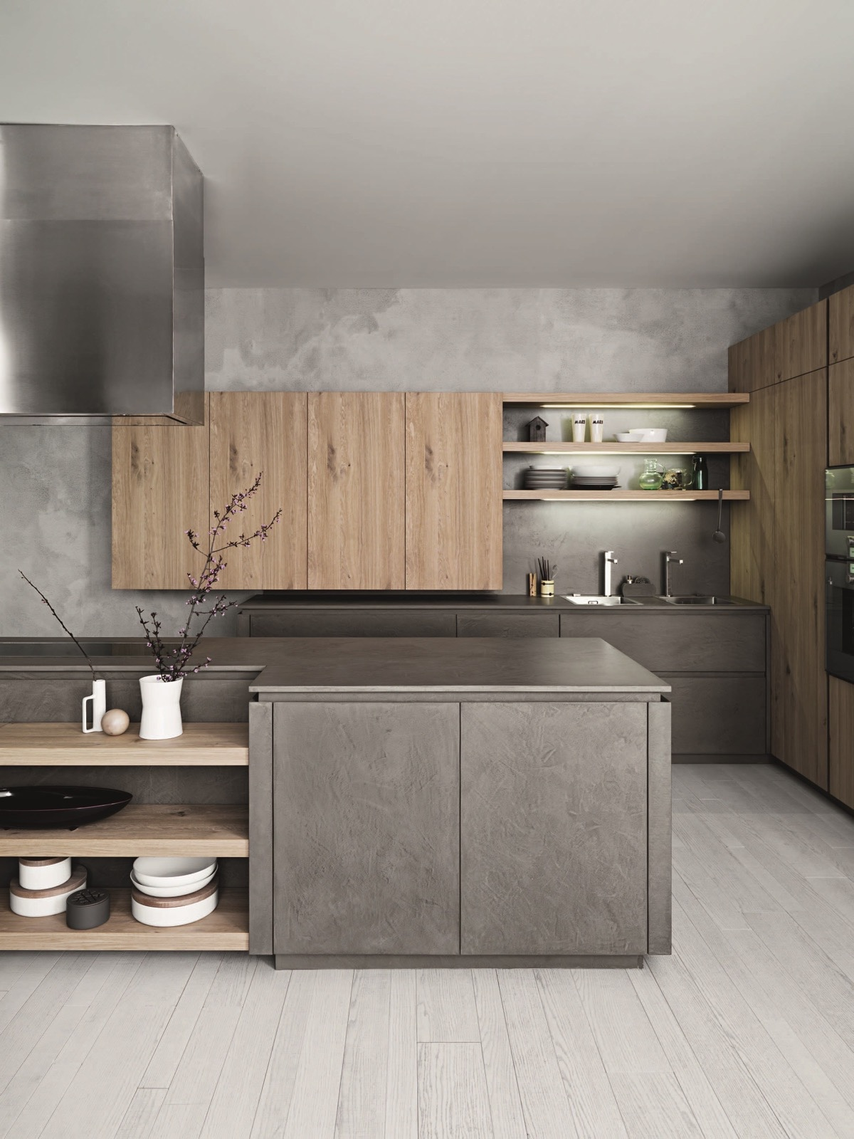 Kitchen Ideas In Grey
