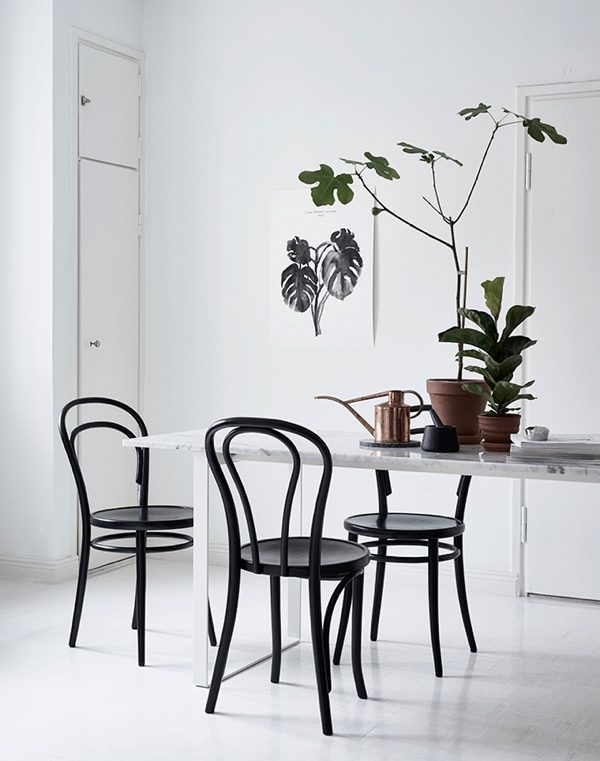50 stunning scandinavian style chairs to help you pull off for Panton chair imitat