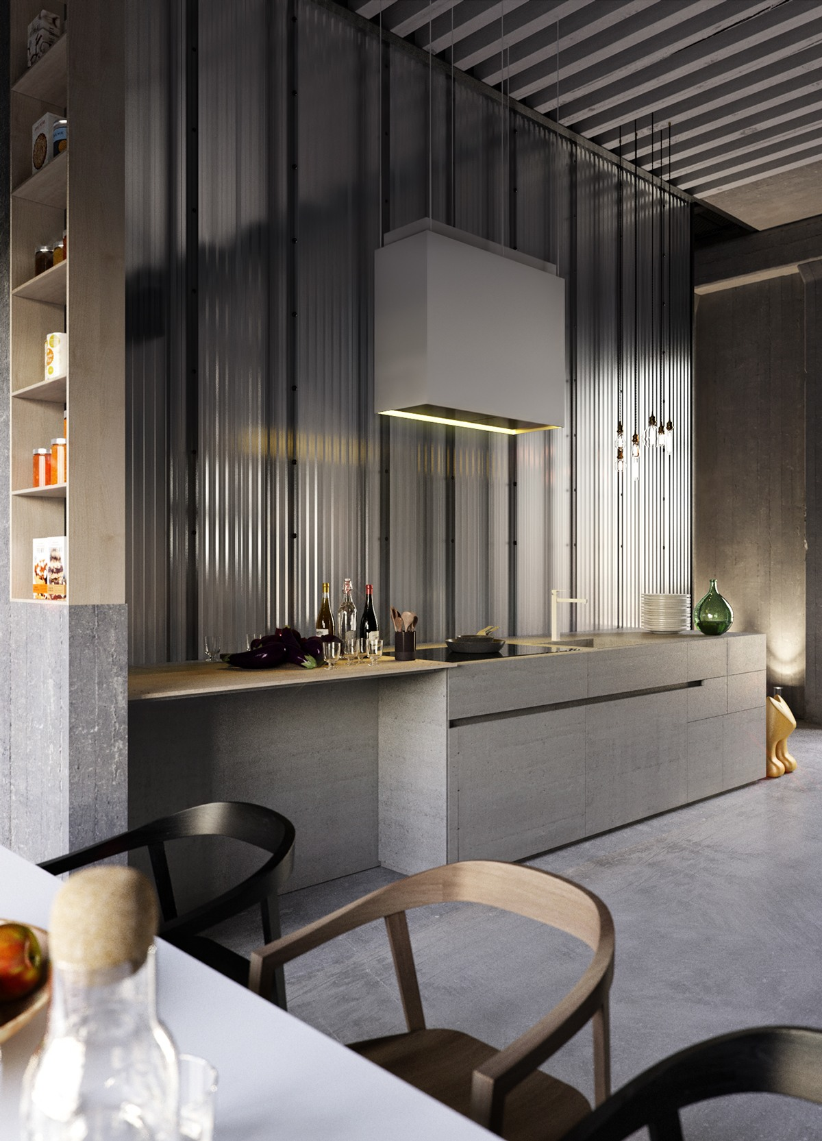 & 40 Gorgeous Grey Kitchens