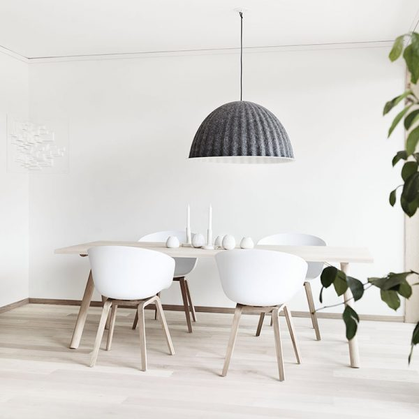 50 stunning scandinavian style chairs to help you pull off the look - Adorable iconic furniture design adapts black and white color ...