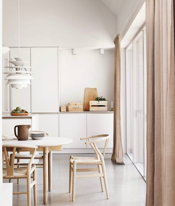 50 Splendid Scandinavian Home Office And Workspace Designs: 50 Stunning Scandinavian Style Chairs To Help You Pull Off