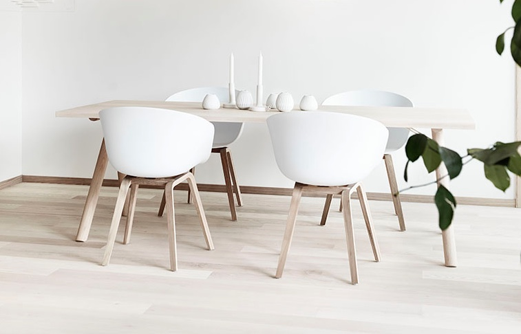 50 stunning scandinavian style chairs to help you pull off for Swedish style dining chairs