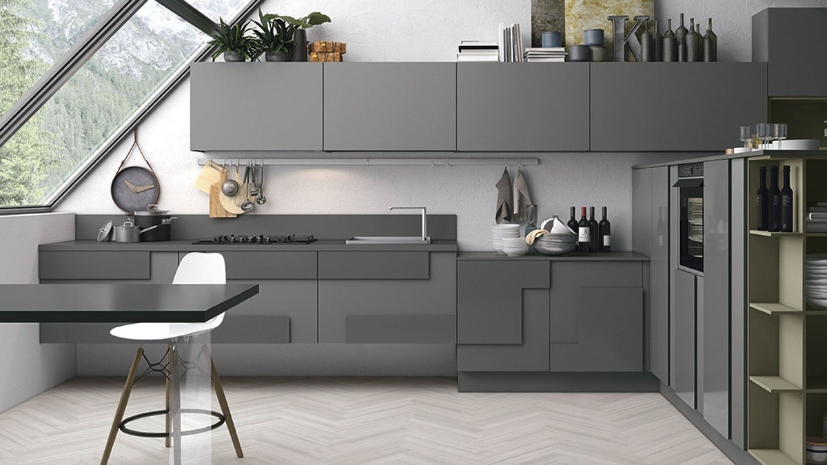 Grey Kitchen Design Adorable 40 Gorgeous Grey Kitchens Design Inspiration