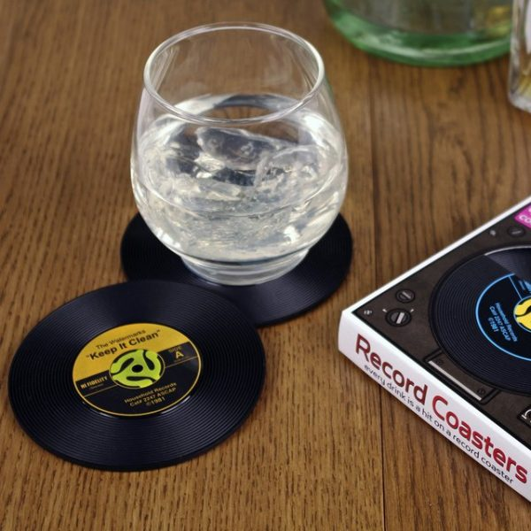 BUY IT & 52 Unique Drink Coasters To Help You Keep Your Stains Off In Style