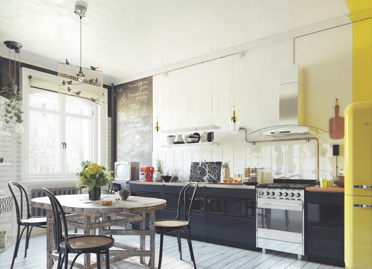 Scandinavian Kitchens: Ideas & Inspiration - Assess MyHOME