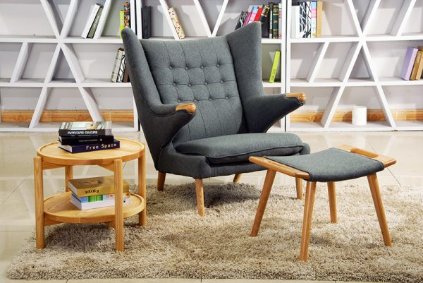 32 comfortable reading chairs to help you get lost in your literary world - Comfortable chairs small spaces property ...