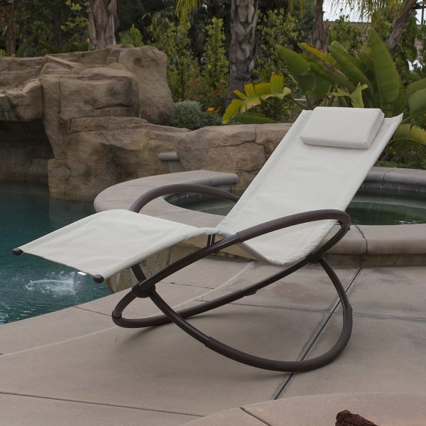 outdoor reading chair