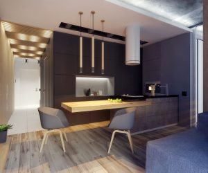3 Studio Apartments Under 50sqm For City Dwelling Couples (Including Floor  Plans)