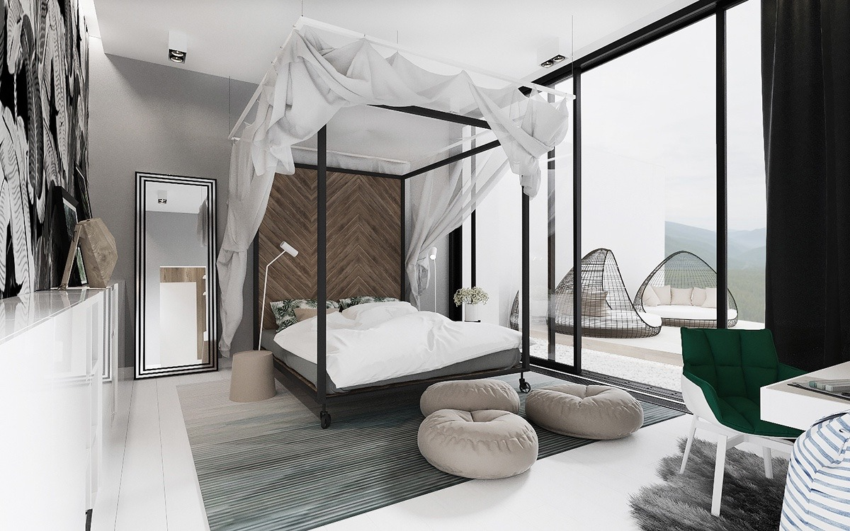 Poster Bed Canopy 32 fabulous 4 poster beds that make an awesome bedroom