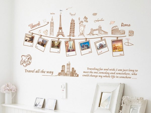 50 Travel Themed Home Decor Accessories To Affirm Your Wanderlust