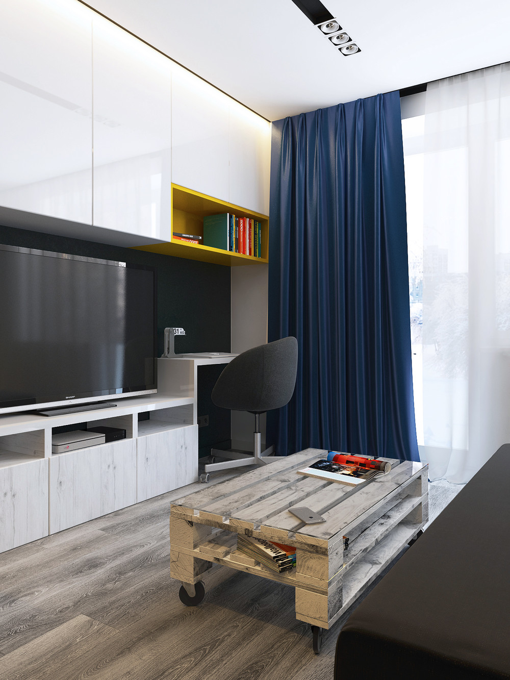 3 studio apartments under 50sqm for city dwelling couples 3 studio apartments under 50sqm for city dwelling couples including floor plans
