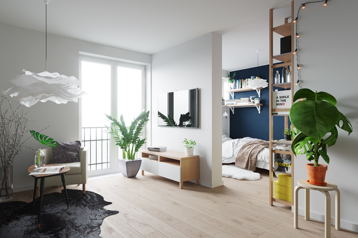 4 first home interior ideas with a scandinavian twist - Deco scandinave ikea ...