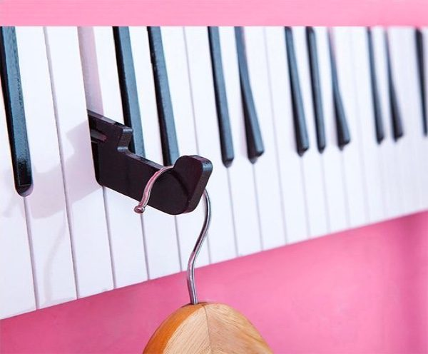 BUY IT · Piano Wall Hooks: ...