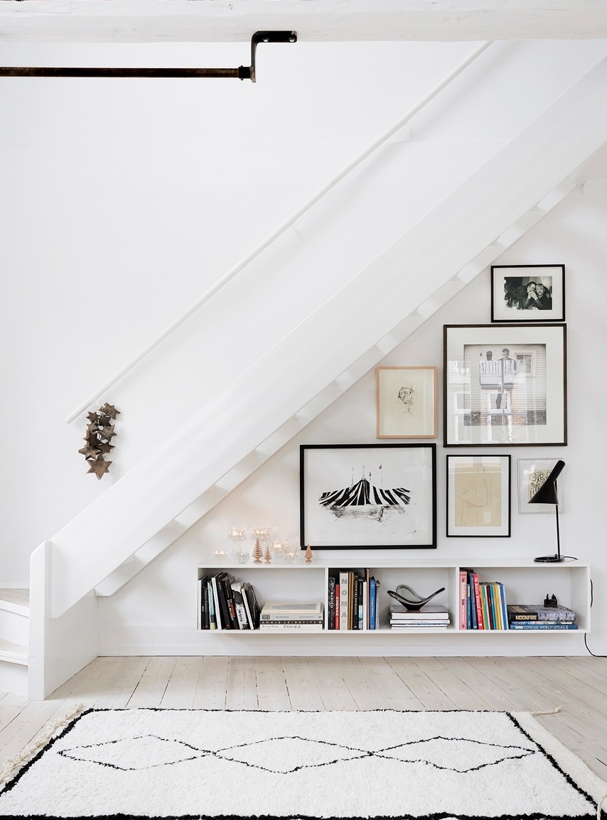 Under Stairs Shelving Unit 50 creative ways to incorporate book storage in & around stairs