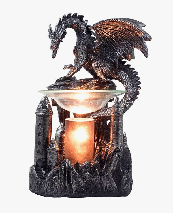 50 dragon home decor accessories to give your castle for Medieval decorations home