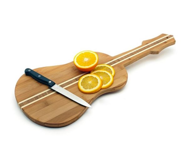 Music themed home decor - Guitar shaped spatula ...