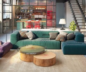 take - Loft Interior Design Ideas