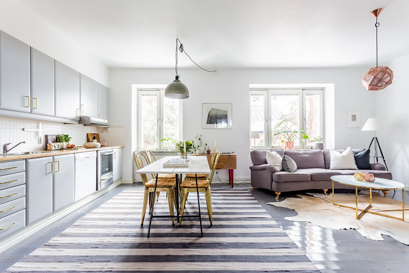 Grey and white interior design inspiration from scandinavia White grey interior design