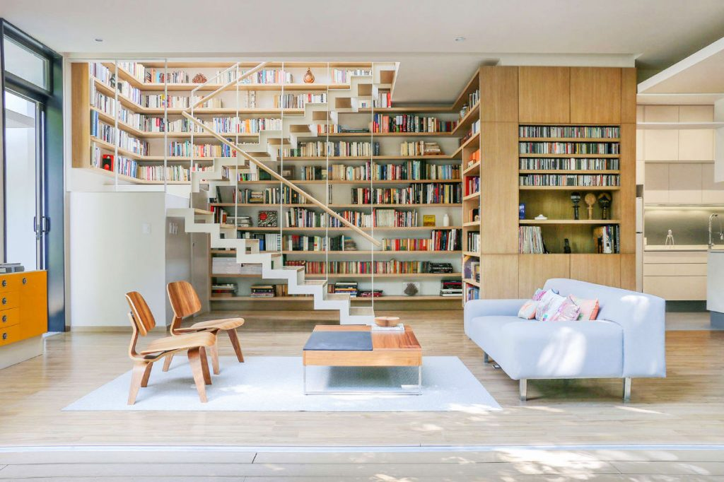 50 Creative Ways To Incorporate Book Storage In Around
