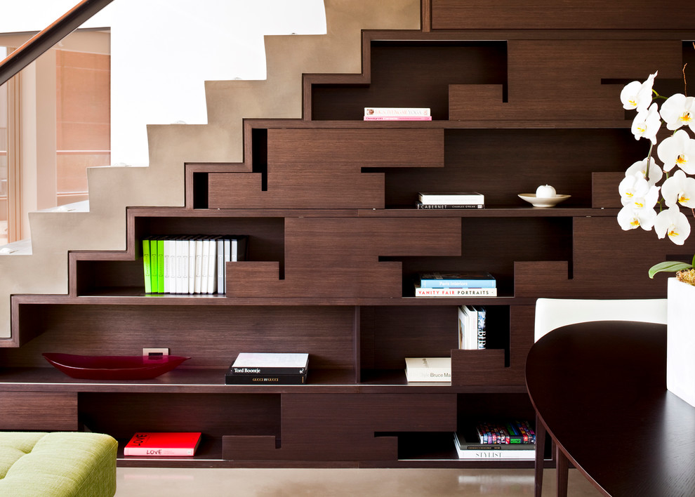 50 Creative Ways To Incorporate Book Storage In Around Stairs