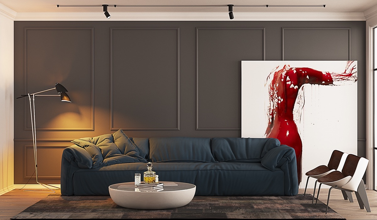 Tastefully use art to amplify the ambiance of your rooms - Ambience home design ...
