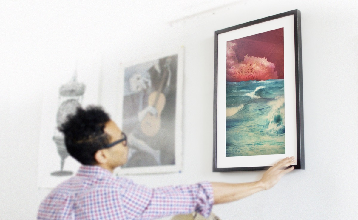 How to tastefully use art to amplify the ambience of your rooms ...