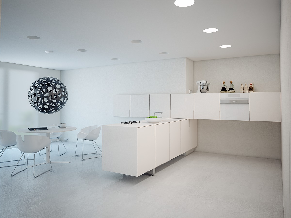 . 30 Modern White Kitchens That Exemplify Refinement
