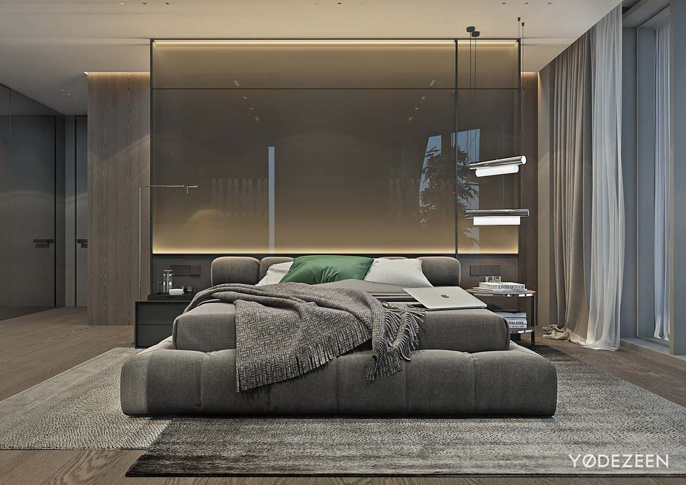 Luxurious Apartment Redefines The Term 'Urban Jungle' images 18