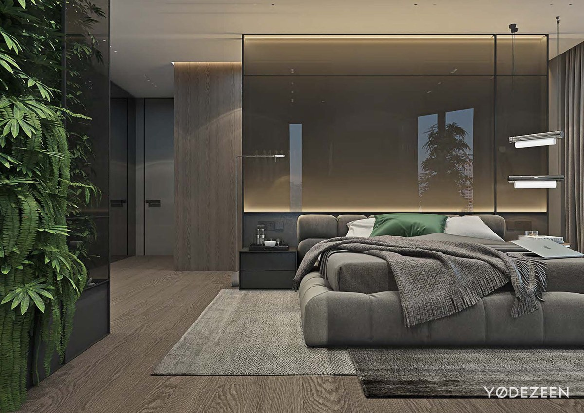 Luxurious Apartment Redefines The Term 'Urban Jungle' images 24
