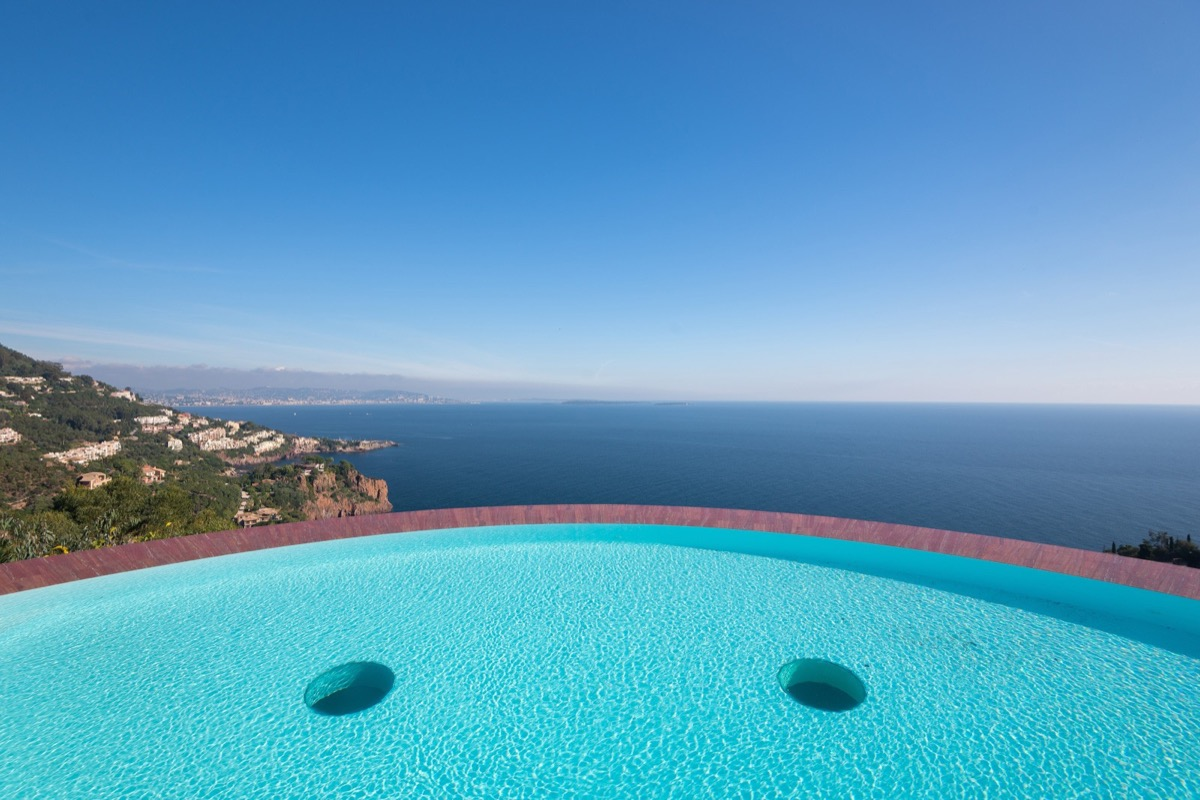Sea View And Mediterranean Pierre Cardin Palace - Take a tour of pierre cardin s 300 million pound bubble mansion
