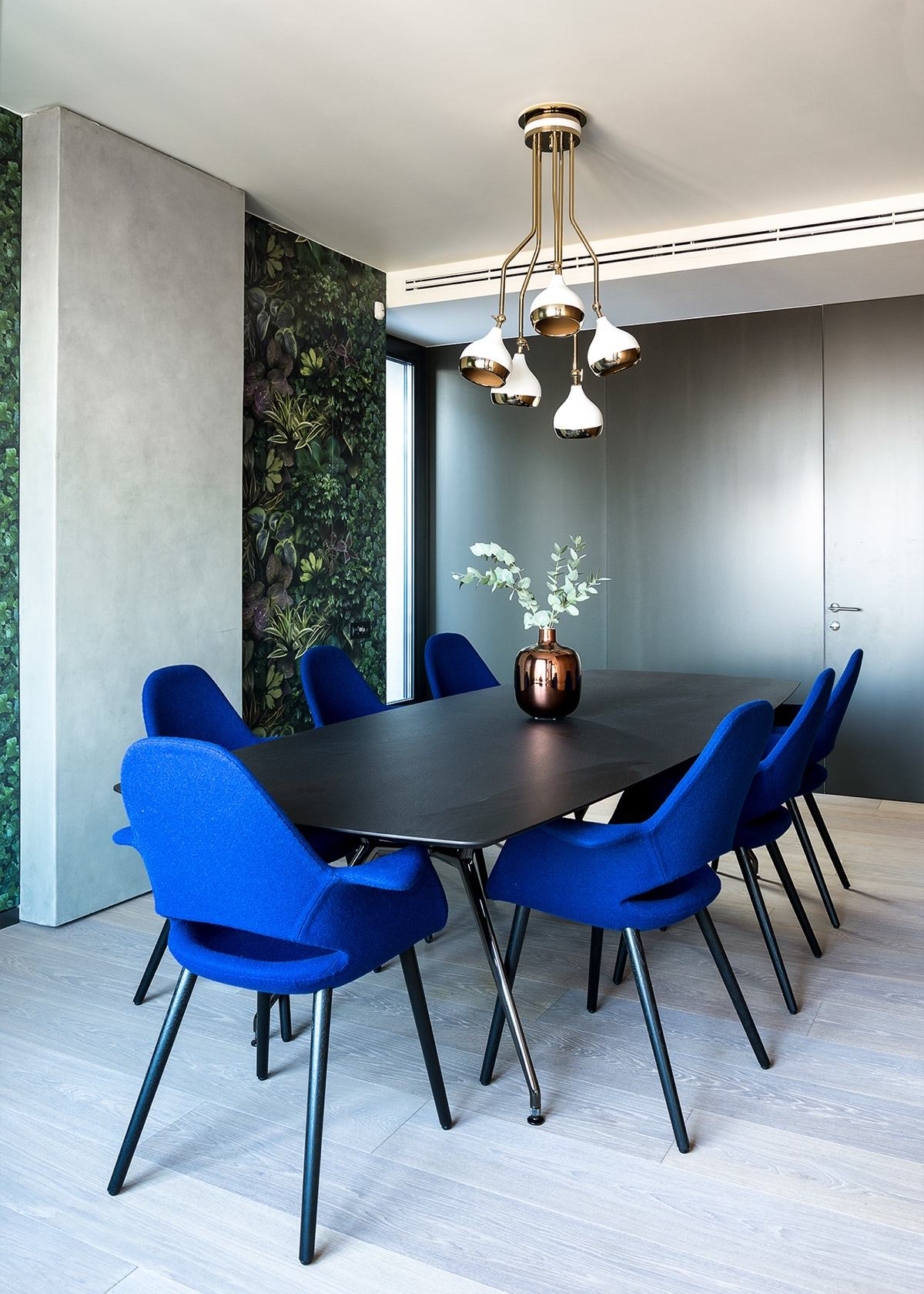 Dining Area - Modern perfection in kyiv apartment