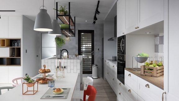 5 Scandinavian-Style Apartments