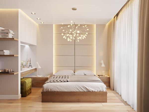 Bedroom Pendant Lights: 40 Unique Lighting Fixtures That Add Ambience