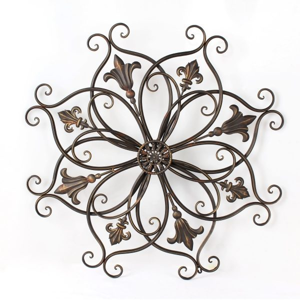 BUY IT · Metal Fleur De Lis Wall Decor: ...