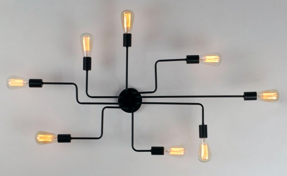 Lovely  Industrial Style Lighting Fixtures To Help You Achieve Victorian Finesse