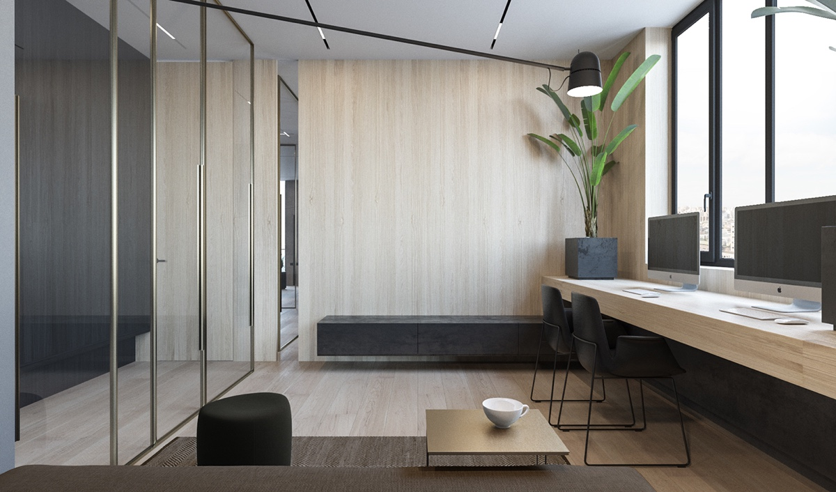 Minimalist Apartments 3 modern minimalist apartments for young families