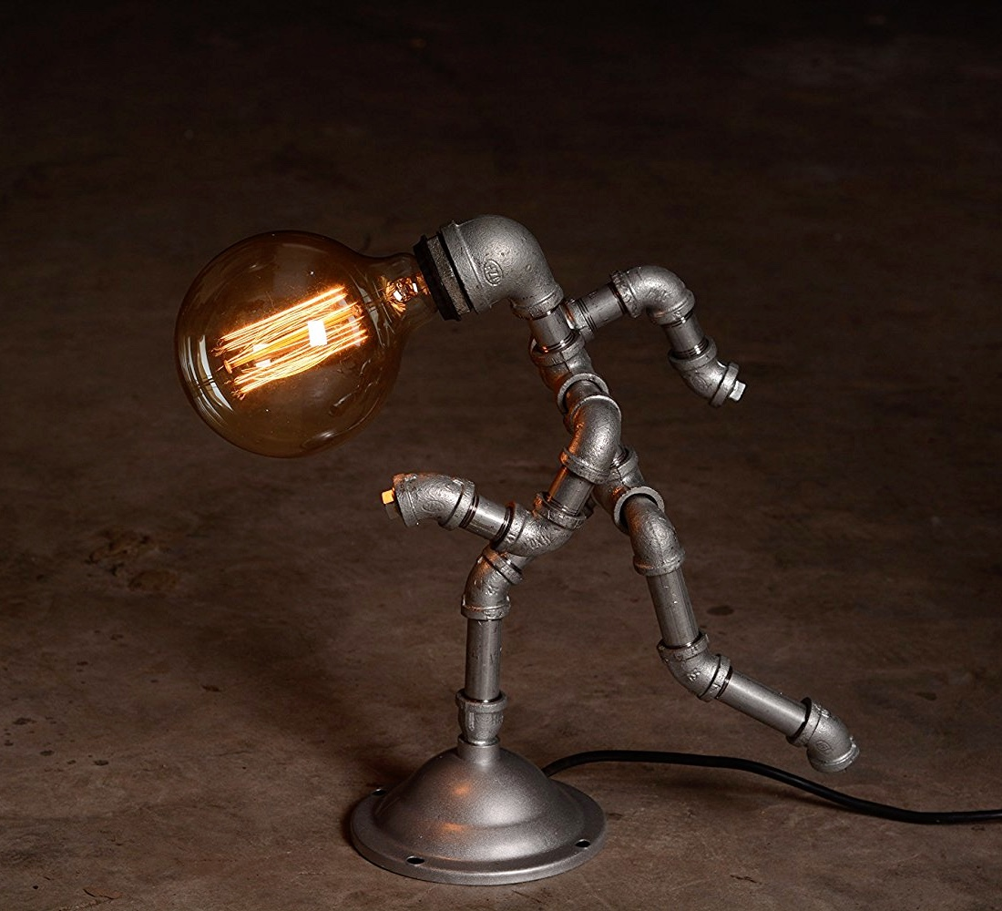 industrial style lighting. 4 running man industrialstyle industrial style lighting