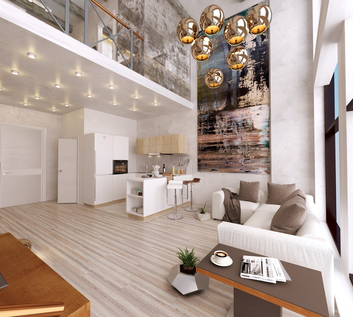 Living Room With High Ceilings Decorating 30 Double Height Living Rooms That Add An Air Of Luxury