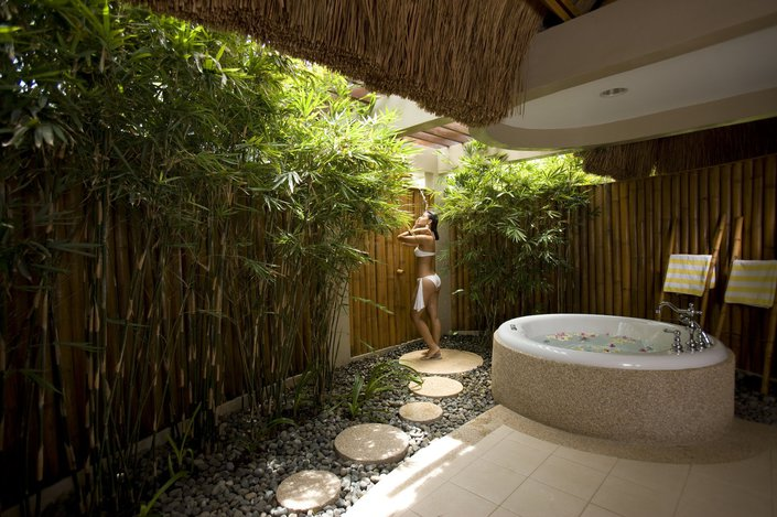 Bath Stepping Stones Backyards Shower Designs - 50 stunning outdoor shower spaces that take you to urban paradise