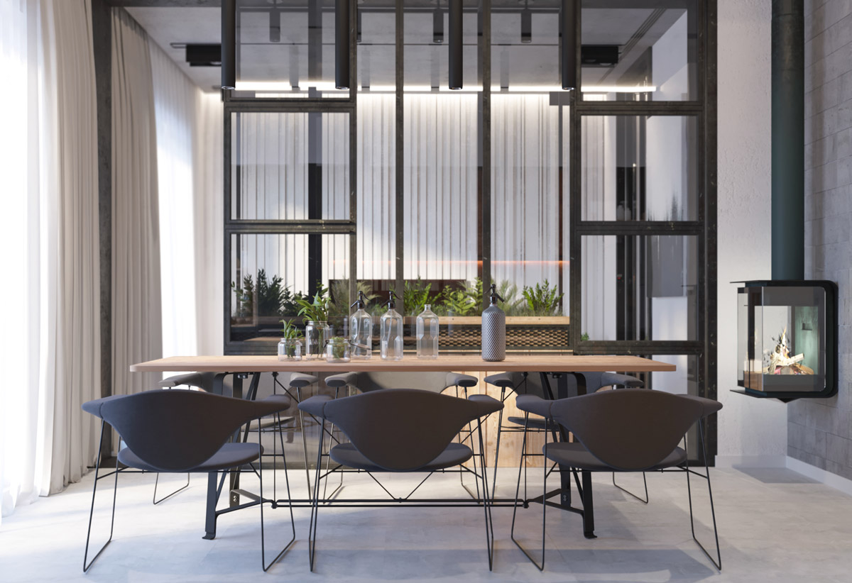 50 strikingly modern dining rooms that inspire you to entertain rh home designing com photos of contemporary dining rooms