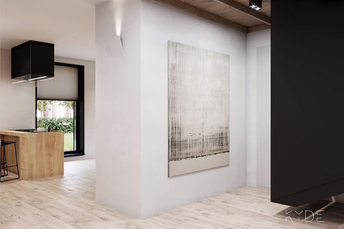 Contemporary Art For Decoration - A summer ready home perfect for your dream vacation
