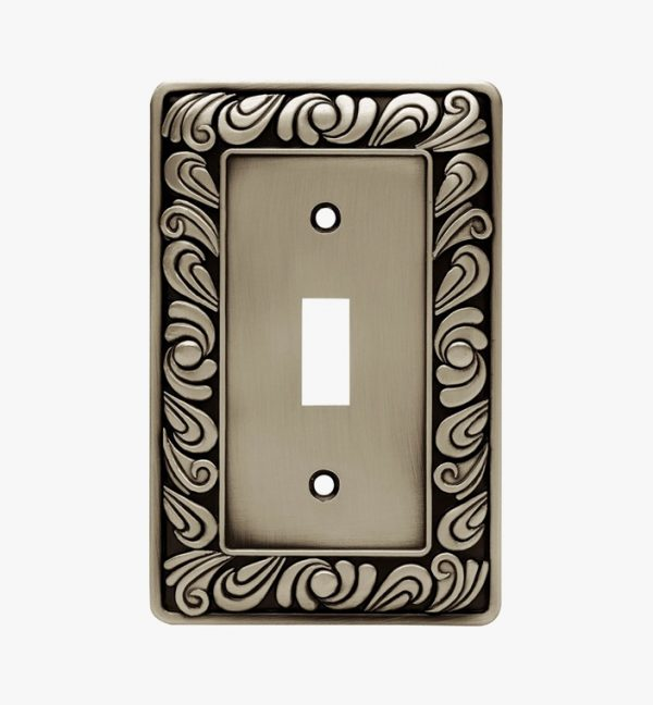 buy it brass light switch plate - Decorative Light Switch Covers