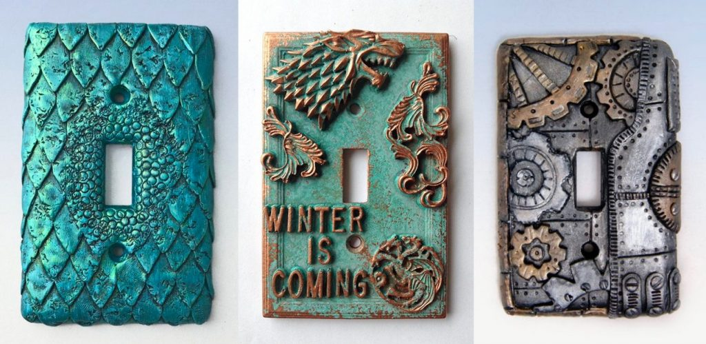 25 decorative light switch covers - Decorative Light Switch Covers