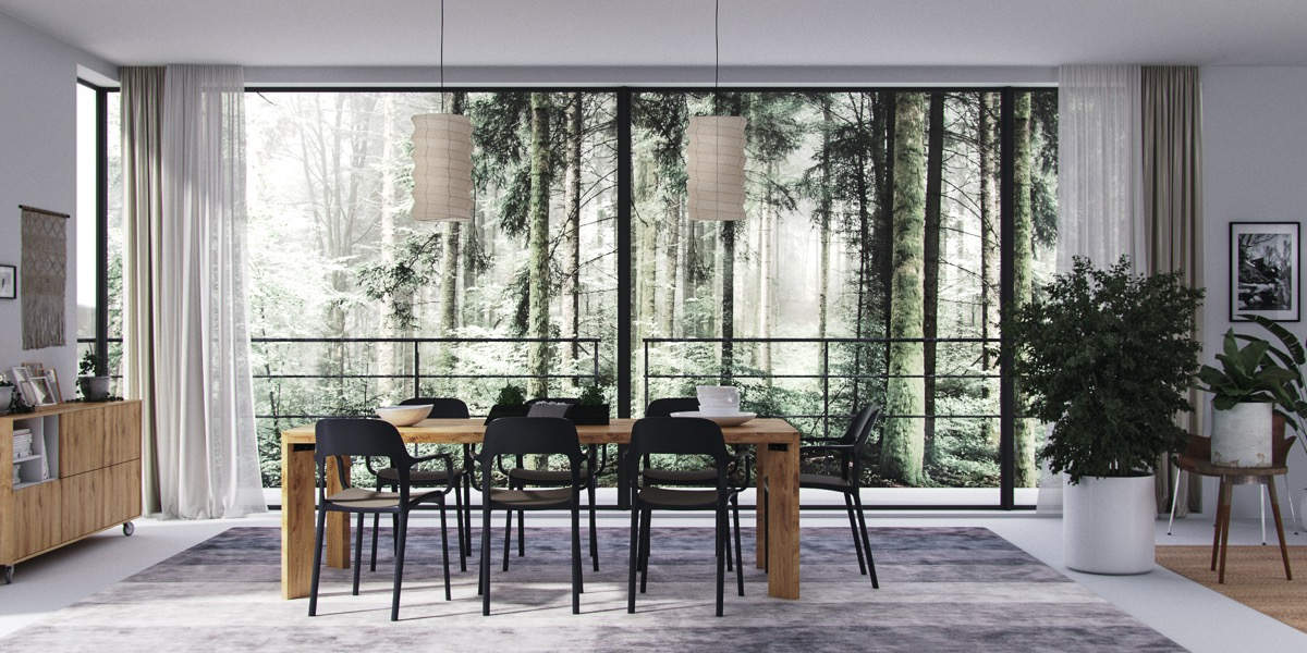 50 Strikingly Modern Dining Rooms That Inspire You To Entertain